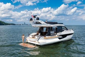 Used Galeon 500 Fly Flybridge Boat For Sale