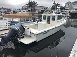 Used Parker 2320sc Pilothouse Boat For Sale