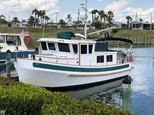 Used Sundowner 30 Trawler Boat For Sale