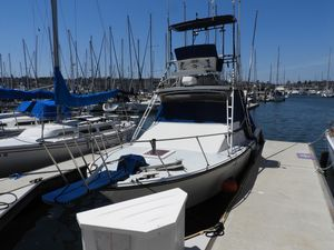 Used Topaz Cuddy Express Cruiser Boat For Sale