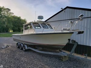 Used Atlantic 27 Pilothouse Boat For Sale