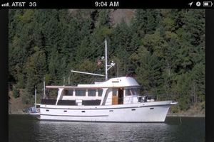Used Cheoy Lee 46 Long Range Cruiser Trawler Boat For Sale