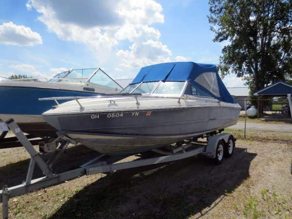 Used Stingray 20 Cuddy Cabin Boat For Sale