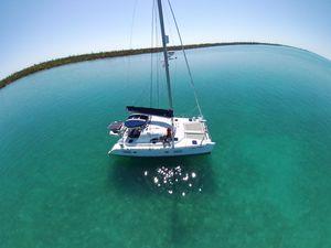 Used Lagoon 380 Catamaran Sailboat For Sale