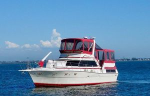 Used Viking Double Cabin Motor Yacht For Sale