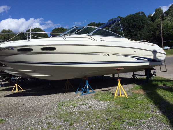 Used Sea Ray 260 Overnighter 11728 Cruiser Boat For Sale