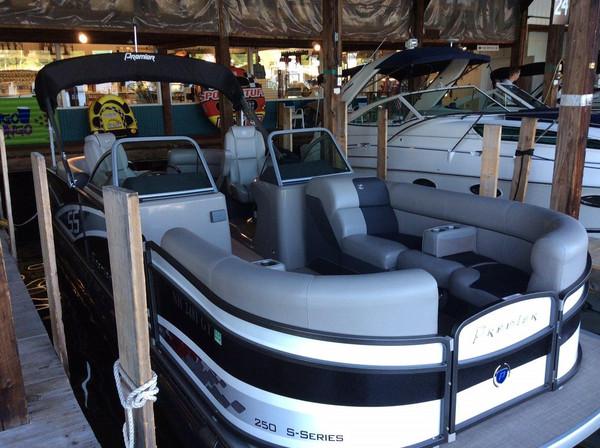 Used Premier 250 SS 11756 Pontoon Boat For Sale