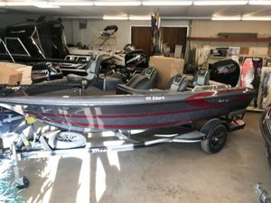 New Triton Boats 186 Allure Ski and Fish Boat For Sale