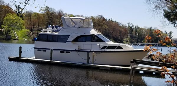 Used Ocean Yachts 48 Motor Yacht Motor Yacht For Sale
