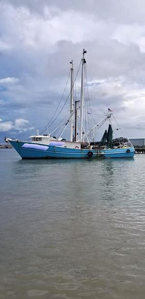 Used Trawler Master Commercial Boat For Sale