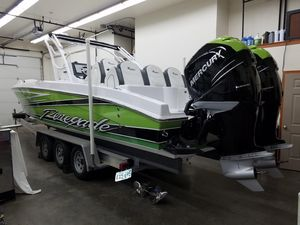 Used Renegade 32 CC Center Console Fishing Boat For Sale