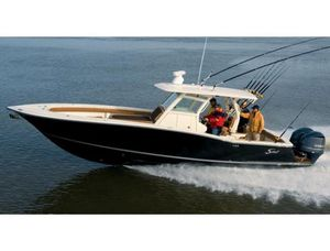 Used Scout 345 XSF Center Console Fishing Boat For Sale
