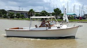 Used Fortier 26 Cruiser Boat For Sale