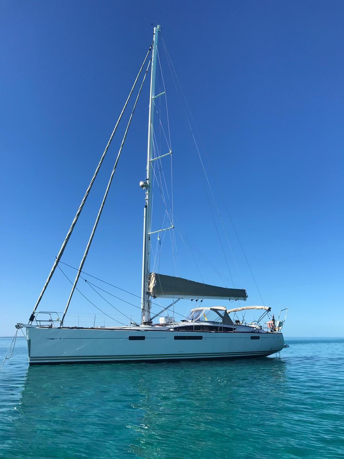 2015 Used Jeanneau 57 Cruiser Sailboat For Sale - $525,000