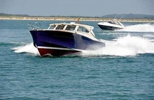 Used Oyster 43LD Express High Performance Boat For Sale