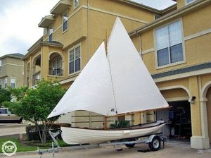 Used Whitehall Spirit 17 Expedition Daysailer Sailboat For Sale
