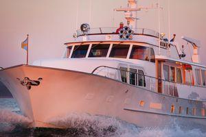 Used Broward 81 Motoryacht Motor Yacht For Sale
