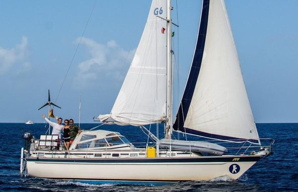 Used Malo 35 Cruiser Sailboat For Sale