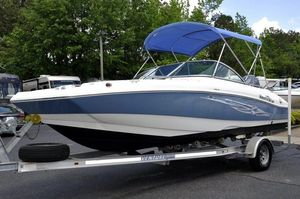 Used Nauticstar 203 DC Bowrider Boat For Sale