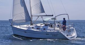 Used Beneteau 343 Daysailer Sailboat For Sale