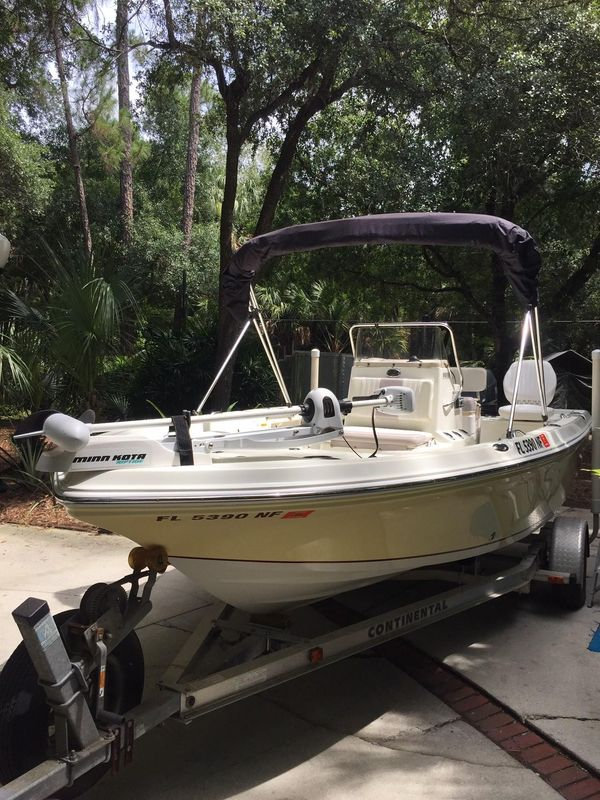 Used Sailfish 1900 BB Center Console Fishing Boat For Sale