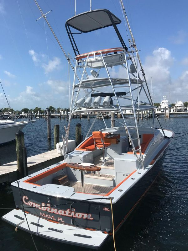 Used Egg Harbor Predator Motor Yacht For Sale