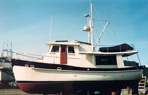 Used Krogen 42 Trawler Boat For Sale