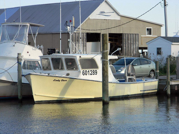 Used Bruno Stillman Commercial Fisherman Commercial Boat For Sale