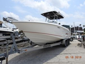 Used Boston Whaler 270 Outrage Sports Fishing Boat For Sale