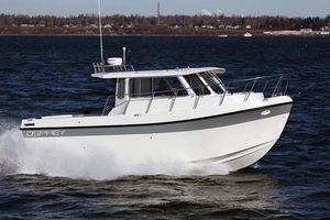 Used Osprey Pilothouse 28 Long Cabin Cruiser Boat For Sale