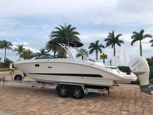 Used Sea Ray 270 Sundeck Outboard Bowrider Boat For Sale