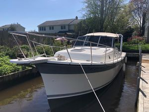 Used Luhrs Alura 30 With Twin Power Downeast Fishing Boat For Sale