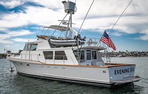 Used Jones-Goodell Yacht Fisherman Pilothouse Boat For Sale