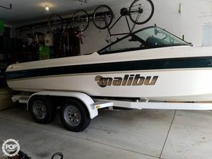 Used Malibu 21 Sunsetter LX Ski and Wakeboard Boat For Sale