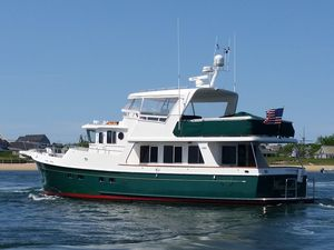 Used Selene 53 Ocean Trawler Motor Yacht For Sale