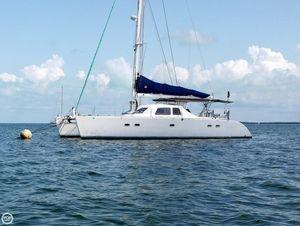 Used Jeanneau Lagoon 47 Catamaran Sailboat For Sale