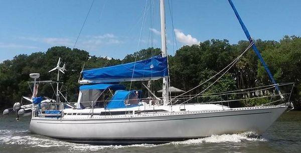 Used Gulfstar 45 Hirsch Cruiser Sailboat For Sale