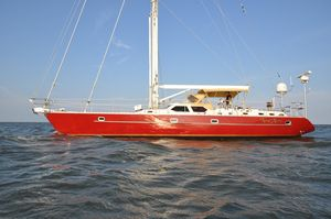 Used Tayana 58 Cruiser Sailboat For Sale