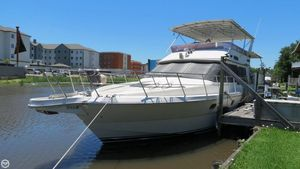 Used President 545 Aft Cabin Boat For Sale