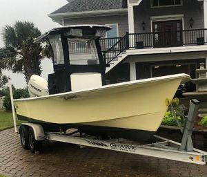 Used C-Hawk Custom Center Console Fishing Boat For Sale