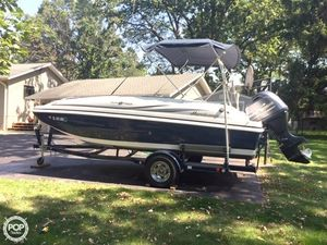 Used Hurricane SS188 Deck Boat For Sale
