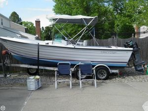 Used Chris-Craft Dory Fisherman 22 Center Console Fishing Boat For Sale
