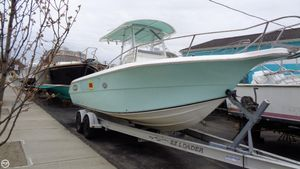 Used Sea Fox 257CC Center Console Fishing Boat For Sale