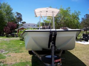 Used Sea Skimmer 19 Skiff Fishing Boat For Sale