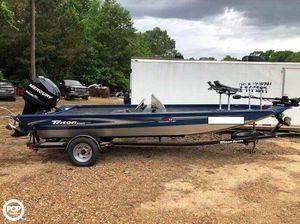 Used Triton VT 19 Aluminum Fishing Boat For Sale