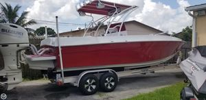 Used Monza Sportfish 2700 Center Console Fishing Boat For Sale