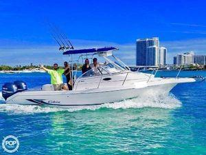 Used Cobia 270 WA Walkaround Fishing Boat For Sale