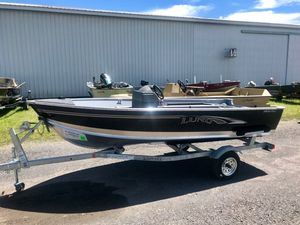 New Lund 1400 Fury SS Sports Fishing Boat For Sale