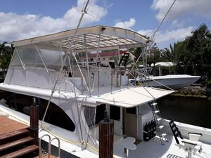 Used Custom Carolina Sport Fish Commercial Boat For Sale