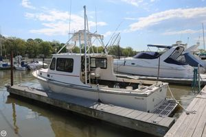 Used Fortier 26 Pilothouse Boat For Sale